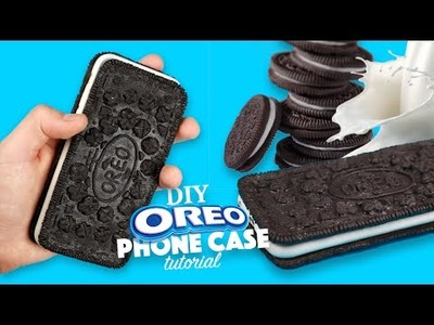 DIY | How to make an Oreo Phone Case - Tutorial