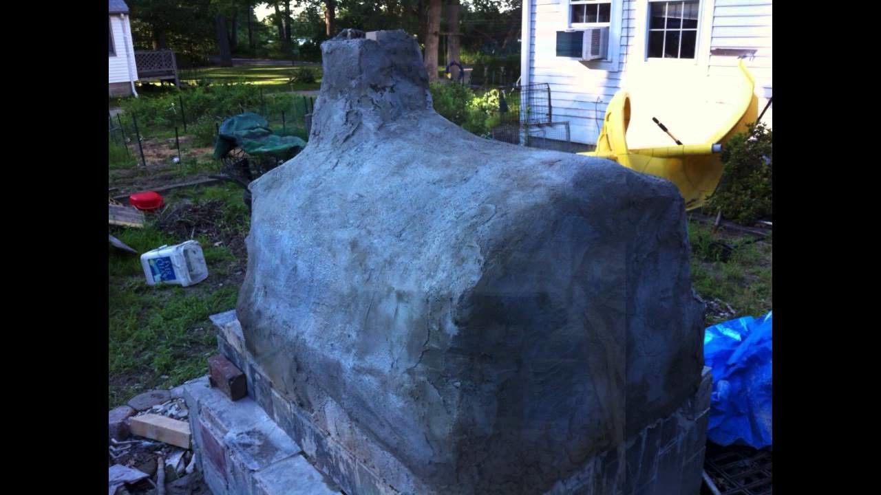 DIY, Outdoor Pizza Oven, Wood Fired Oven ,