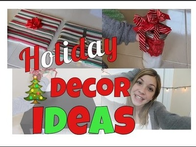 Holiday Decor DIY'S | Avery Rose