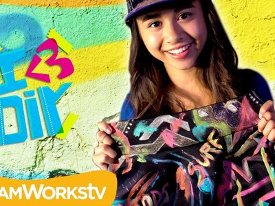 Katy Perry and Zendaya Inspired Graffiti Style Clothing | I ♥ DIY
