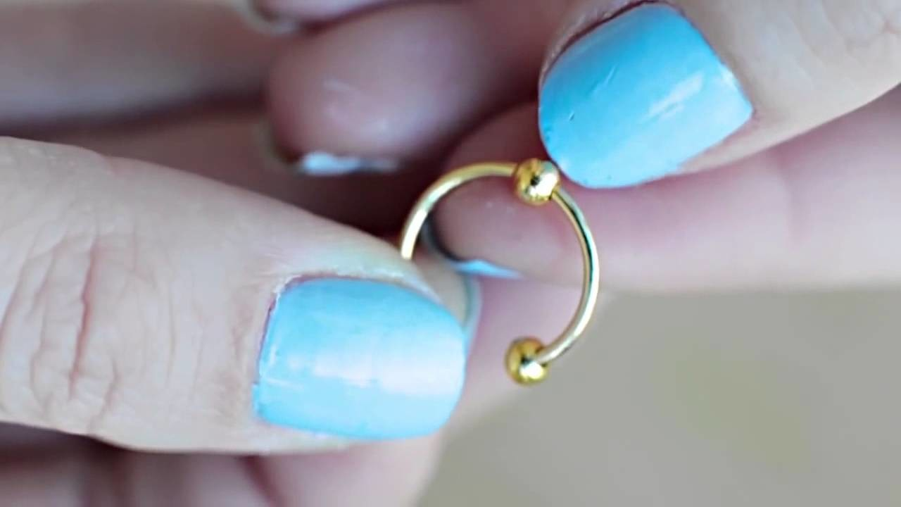 DIY Above Knuckle Rings
