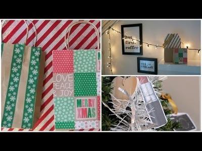 DIY Christmas Roomdecor | Sabrina Putri