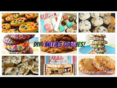 DIY MILLIE'S COOKIES