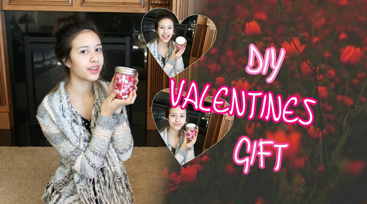 DIY Valentines Day Gift Idea | Quick and Easy