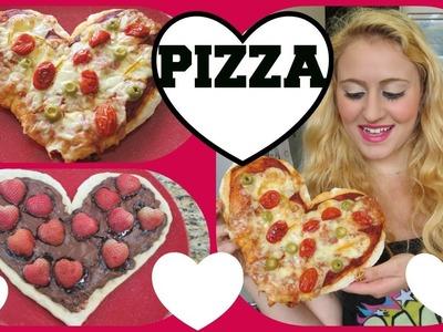 PIZZA! DIY Glam Barbie ♥