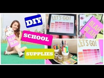 Tự Tay Trang Trí Bàn Học - DIY School Supplies | TrinhPham