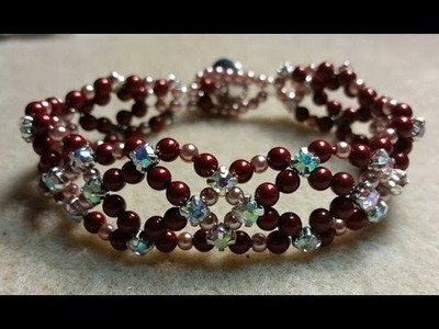 (Tutorial) Montee Infinity Bracelet DIY ( Video 151)