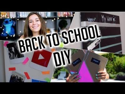 BACK TO SCHOOL : DIY I So Pauline