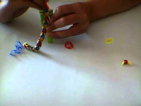 DIY:2 Loom Band Designs!