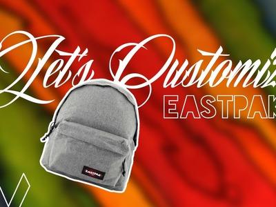 DIY - Let's Custumize #1 - Eastpak [720p50]