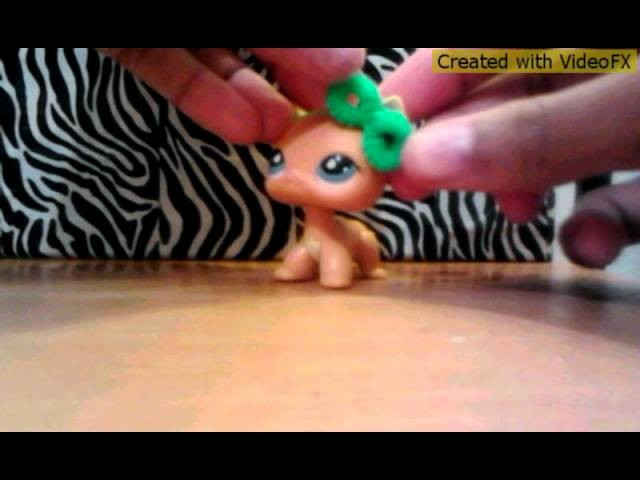 Lps- DIY ~How to make a Lps bow~