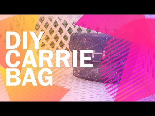 DIY Carrie Bag