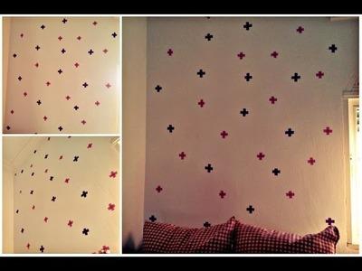 """DIY: Como decorar una pared """"FÁCIL"""""""