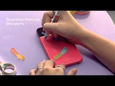 LG AKA : Hands-on Video (Customizing the AKA DIY Mask)