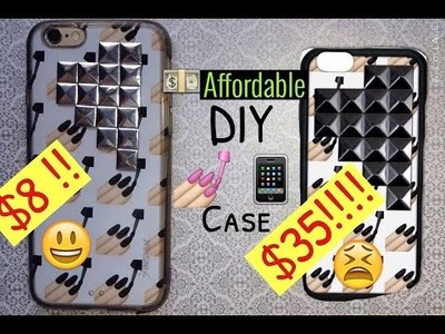 DIY Nail Emoji Phone Case (Inspired By Wildflower!!)