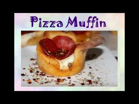 Easy Recipe : Pizza Muffin - DIY Projects