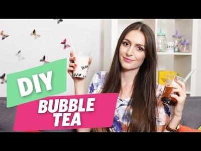 ✿ DIY  « Bubble Tea » avec Marine ✿