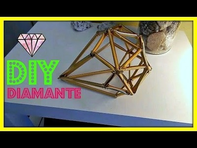 ♥ DIY DECORA CON UN DIAMANTE. Belita♥