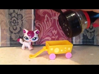 Lps: DIY How To Make Fake Vomit!