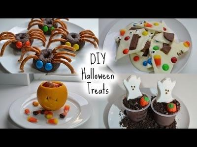 DIY Halloween Treats