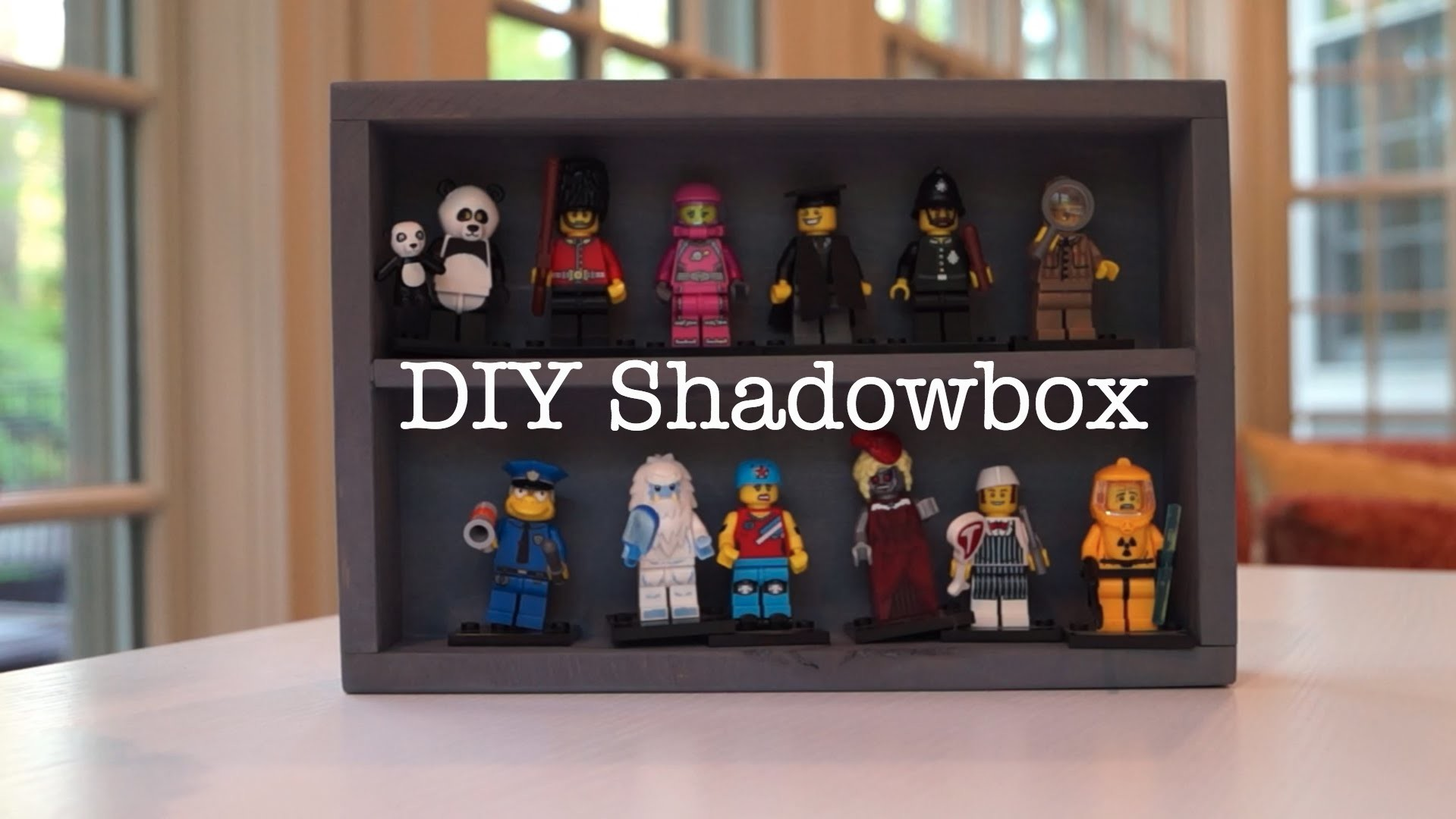 DIY Shadowbox