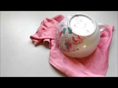 DIY | Cup Decoration CHEAP & EASY