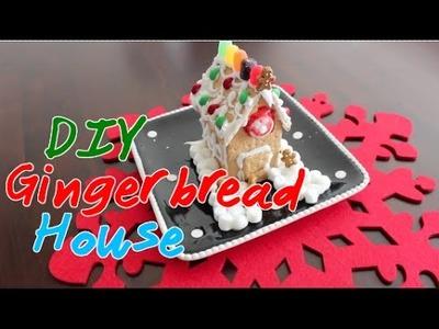 "DIY: ""Gingerbread"" House"