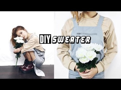 DIY Sweater [Korean Sub]