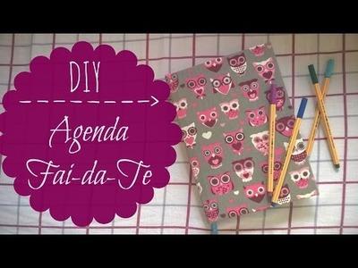 DIY PLANNER ❤ Agenda - Diario fai da te    ScarletBeck