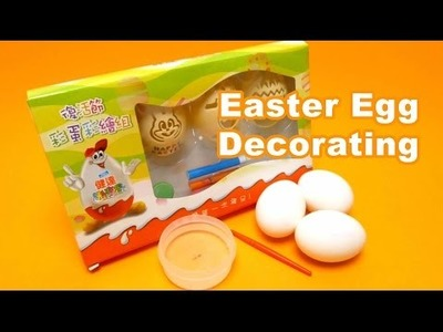 Easter Egg Decorating Kit - DIY Fun for Kids