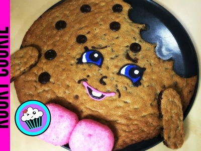 How to make Shopkins Kooky Cookie | Pinch of Luck