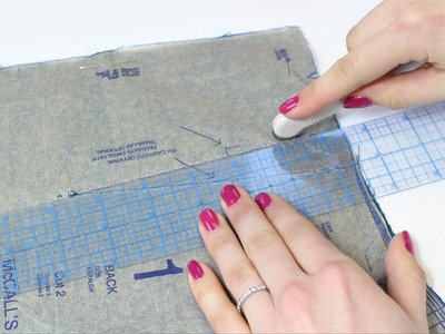 How To: Mark Fabric with Carbon Paper