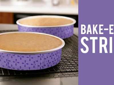 How to use Bake Even Strips
