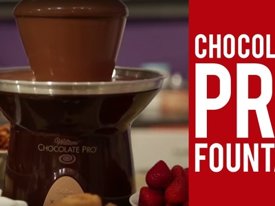 How to Use The Chocolate Pro Fountain