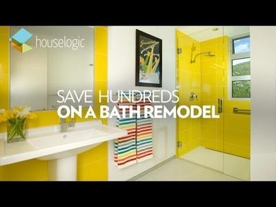 DIY Bath Remodel | #TheTipJar