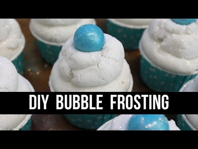 DIY Bubble Frosting (SUGAR FREE & EASY) - Part 2 of 2 | Royalty Soaps