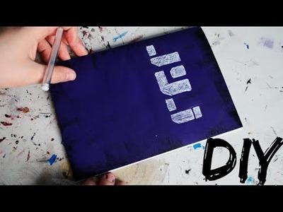 DIY JYJ Notebook