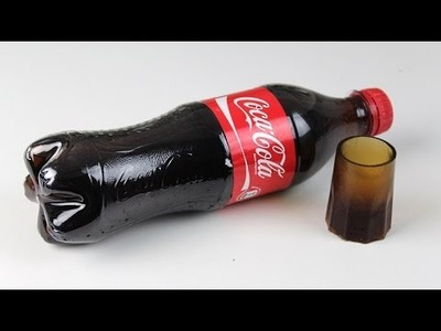 DIY MINI SHOT GLASSES OF COCA COLA