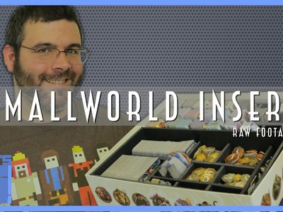 DIY Smallworld Organizer - Supplementary Footage