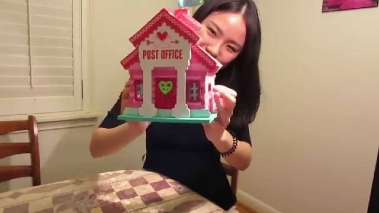 [DIY with Sunny] Love Mail Box Assembly