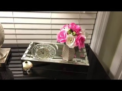 Dollar Tree Floral Arrangements DIY Tutorial (3)