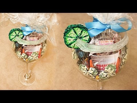 Easy DIY 21st Bday Gift Ideas ||Custom Wine Glass