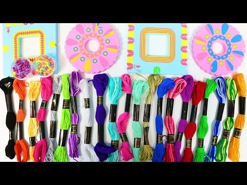 Friends 4 Ever DIY Jewelry & Friendship Bracelet Maker Play Kit by ALEX Toys!