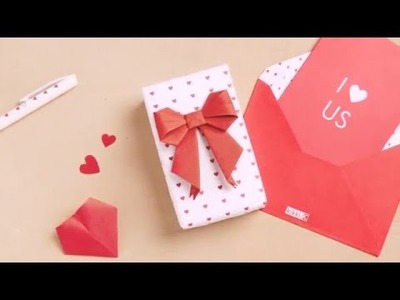 How to Create a DIY Paper Bow
