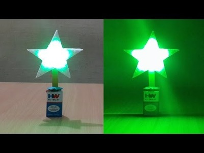 How to Make a Simple DIY LED Christmas Star - Very Easy