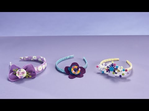 LEGO® Friends - How to: Emma's DIY LEGO Friends Headband