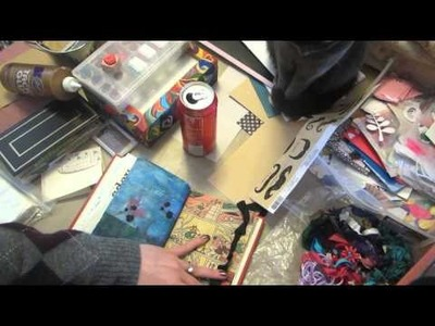 Let's Make a Junk Journal Pt. 2 | DIY | SUGAR