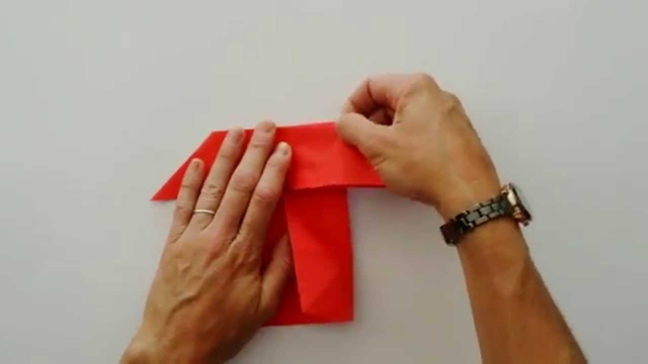 Origami Butterfly Part 2 - How To Make An Origami Butterfly