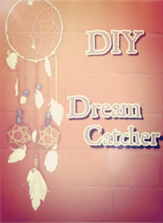 THE EASY WAY - DIY Dreamcatcher