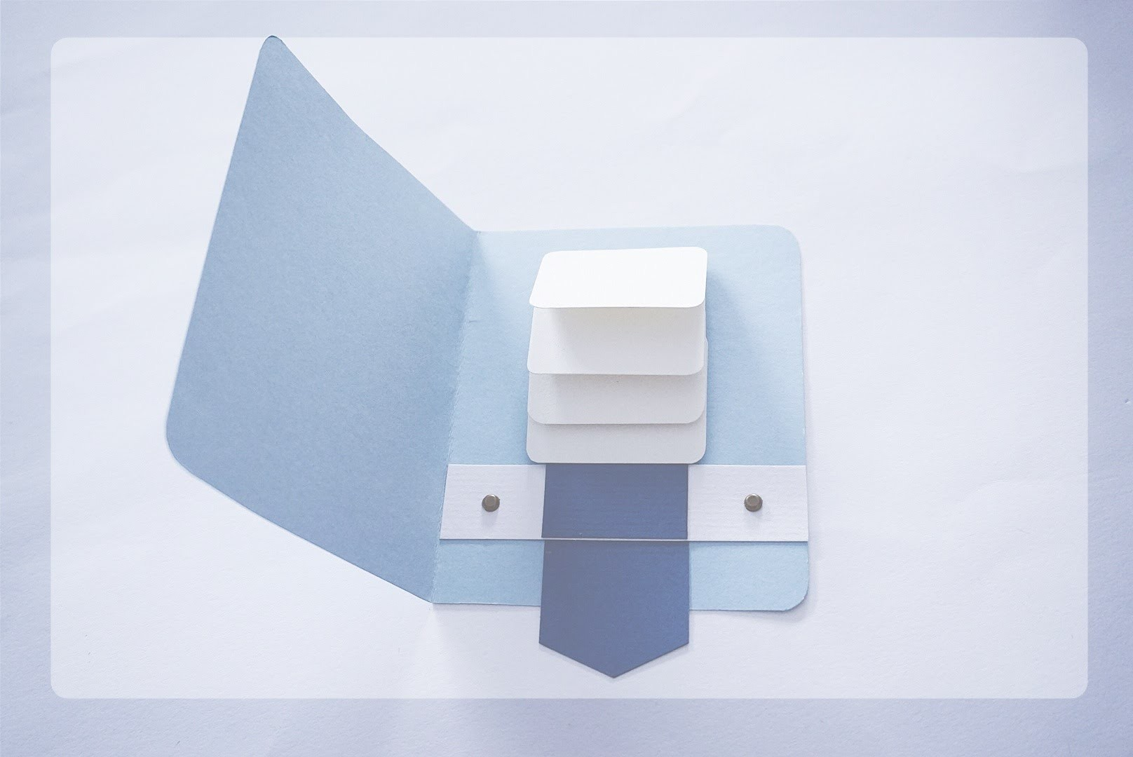 Waterfall Card Tutorial (Basic)